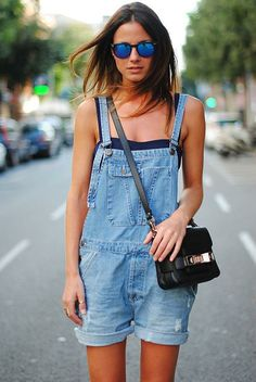 Never going to get over these overalls.