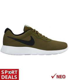NIKE TANJUN PREM ΑΘΛΗΤΙΚΟ ΑΝΔΡΙΚΟ ΠΑΠΟΥΤΣΙ ΧΑΚΙ Nike Free, Sneakers Nike, Shoes, Fashion, Nike Tennis Shoes, Moda, Zapatos, Shoes Outlet, Fashion Styles