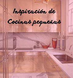 Ideas geniales para cocinas pequeñas, el espacio va a dejar de ser un problema cuando veas estas soluciones.