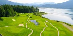 chateau whistler golf course - Google Search