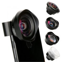 4 in 1 Cell Phone Camera Lens Kit Phone Accessories [tag] Mobile Lens, Mobile Phones, Iphone Lens, Iphone Watch, Iphone 11, Lens Logo, Mobile Accessories, Phone Accessories, Wide Angle Lens