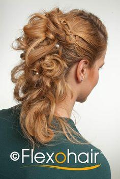 Professionelle Haar-Pflege, Kosmetik, Extensions und Perücken bei flexohair.eu Extensions, Angels, Dreadlocks, Hair Styles, Beauty, Self, Nursing Care, Beleza, Dreads