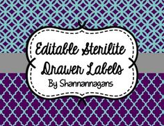 These labels are 2.5 inches by 10 inches and come in a variety of winter dusk (plum purple and robin blue) patterns - 23 total.You can spray paint the drawers to match your classroom decor!Fits drawer size: 13-1/2-by-10-7/8-by-9-5/8-InchI purchased a four-pack from Amazon for $36 using ($9 each) this linkDigital Paper to match here: HERE I suggest visiting KG Fonts for fonts you can download for free to use for these products.