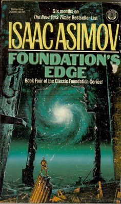 Foundations Edge -- the first three were the best, but the rest are still worth reading.