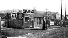 herts - lnwr bushey x oxhey sta exterior Long Gone, Watford, Vintage London, Statues, Nostalgia, Street View, Exterior, Explore, History