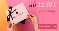 Jeden Monat ein kleines bisschen Luxus. 5 Produkte in jeder Box, ab 12,50 € pro Monat, Jederzeit kündbar