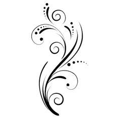 Arabescos flores - Imagui