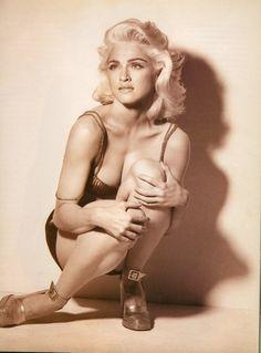 Madonna for Vogue Magazine 1991 by Steve Meisel