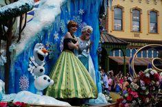 Festival Of Fantasy Parade at the Magic Kingdom