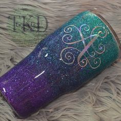 Nurse Appreciation Gifts, Glitter Cups, Custom Tumblers, Colorful Pictures, Monograms, Epoxy, Just In Case, Initials, Decal