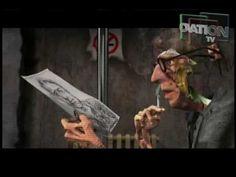 Ryan, directed by Chris Landreth, is an animated tribute to Canadian animator Ryan Larkin.