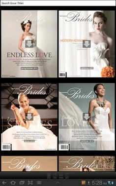 Description Download the ultimate luxury wedding resource for Atlanta's stylish, affluent bride. Featuring everything from couture bridal gowns to luxurious wedding hotspots, coverage of Atlanta's most extravagant weddings and a photo gallery of our favor