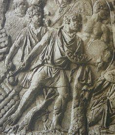 fromboliere - Colonna Traiana, Museo della Civiltà Romana