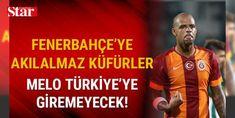 Melo'dan Fenerbahçe'ye ağza alınmayacak küfür!: Galatasaray'ın eski futbolcusu Felipe Melo, sosyal medyada yayınlanan bir videoda Fenerbahçe'ye ağır küfürler ettiği ortaya çıktı.