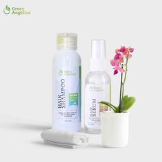 shampo untuk rambut rontok dan berminyak