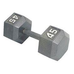 Apollo Athletics Hammer-tone Hex-Dumbbell - HD-60