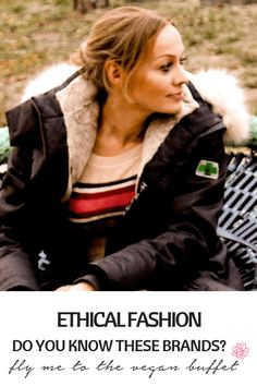Finding vegan fashion and accessoires is getting easier. More and more companies offer fair, ethical and sustainable goods . Vegan Fashion, Ethical Fashion, Fashion Brands, Fashion Accessories, America Outfit, Vegan Beauty, Vegan Lifestyle, Sustainable Fashion, Sustainable Living