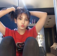 Image may contain: one or more people, people sitting and indoor Jeon Somi, Kpop Girl Groups, Kpop Girls, Im Nayoung, Kpop Aesthetic, Aesthetic Themes, Girl Crushes, Korean Girl, Korean Style