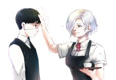 Tokyo Ghoul | Source: http://www.pixiv.net/member_illust.php?id=8713454&type=all