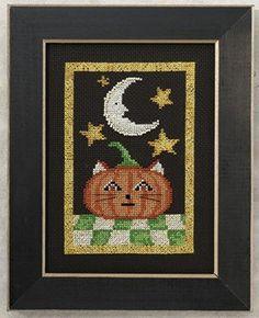 Mill Hill Moonlight Madness  Jack O' Cat DM300103 by DebiCreations, $13.99