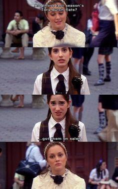 Being Blair