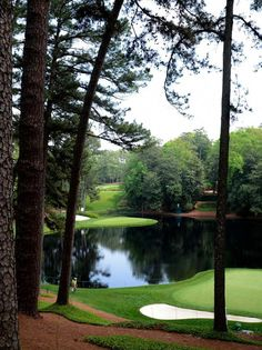"""Masters Par 3 Golf Course, """"A Tradition Like No Other"""" #golfingphotography"""