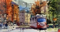 VIDEO: Watercolour basics with Grahame Booth