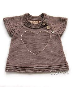Ravelry: tunic with heart pattern by Tatyana Fedorova - anyone know how to knit?? Make  me one please :)