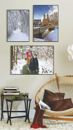 Why didn't anyone think of this sooner? SwitchArt™ Magnetic Frames and Prints let you update art in the same frame instantly. Turn your personal photos into custom SwitchArt™ Prints too so your space reflects your ever-evolving world. Save 35% sitewide! Use code PINART35 from 12/16/14 to 12/31/14.