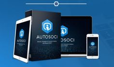 AutoSoci PRO Automatic Traffic Generating Software – Top Seller Custom Programmed to Filter and Rank the Top Trending Images, Videos, Gifs, Infographics & Text to Generate Leads, Sales and Commissions from the Hottest Trending Viral Content in 1 Click
