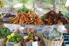 Serenbe Farmer's Market