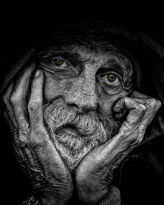 Las huellas del paso de la vida (de Maikon Frank)