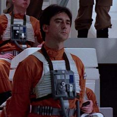 Wedge Antilles (Dennis Lawson)