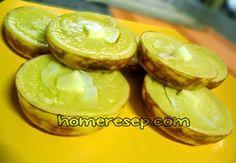 Resep Kue Lumpur - Resep Masakan Indonesia Homemade™