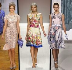 Trends SS13 | À la mode Montréal #montreal #fashion #trends