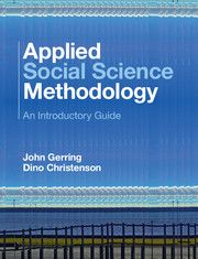 Applied social science methodology : an introductory guide / John Gerring, Dino Christenson