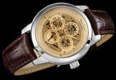 Sea-Gull Chhinese chronograph automatic 44mm