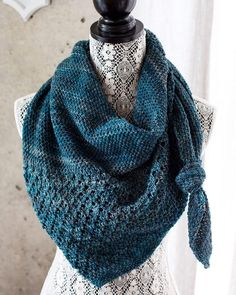 Sunwalker by Melanie Berg, knitted by @knittingitup | malabrigo