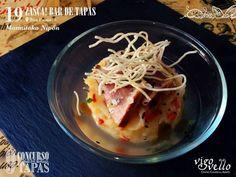 Concurso Tapas Vigo Vello