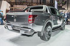 Foto - Fiat Fullback: il pick-up mostra i muscoli Mitsubishi L200, Motor Works, Pick Up, Pickup Trucks, Fiat, Bmw, Cars, Autos, Car