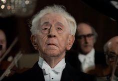 [HD] Edvard Grieg - Piano Concerto II. Adagio   Arthur Rubinstein (2/3)