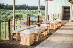 Barrett Lane Photographer - Flossy Bear Wedding, Outdoor Furniture Sets, Outdoor Decor, Wedding Trends, Wedding Ceremony, Rustic Wedding, Ash, Wedding Photos, Wedding Decorations