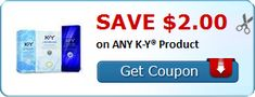New Coupon!  Save $2.00 on ANY K-Y® Product - http://www.stacyssavings.com/new-coupon-save-2-00-on-any-k-y-product/