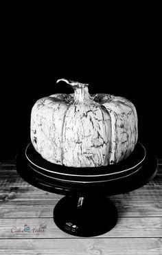 Ornamental Pumpkin by Cake Heart