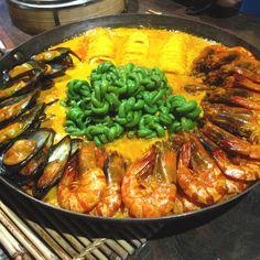 Kare-kare Laman Dagat - Isla Restaurant - Zmenu, The Most Comprehensive Menu With Photos