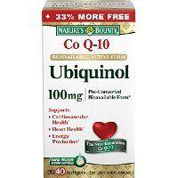 Nature's Bounty Ubiquinol, 40 Softgels, 100 mg have a pro... http://www.amazon.com/dp/B018WWJKLC/ref=cm_sw_r_pi_dp_Br9lxb0XAH41B