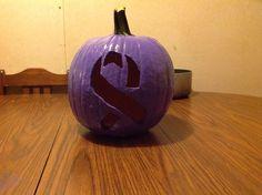 Purple pumpkin project for Epilepsy