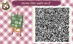 Animal Crossing: New Leaf QR Code Paths Pattern, teatatscats: I've been searching for a simple...