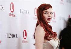 Lindsay Lohan gets tax money from Charlie Sheen, but loses big in 'Liz