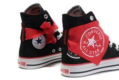 Bandana Chucks #converse #chucktaylor #hightops